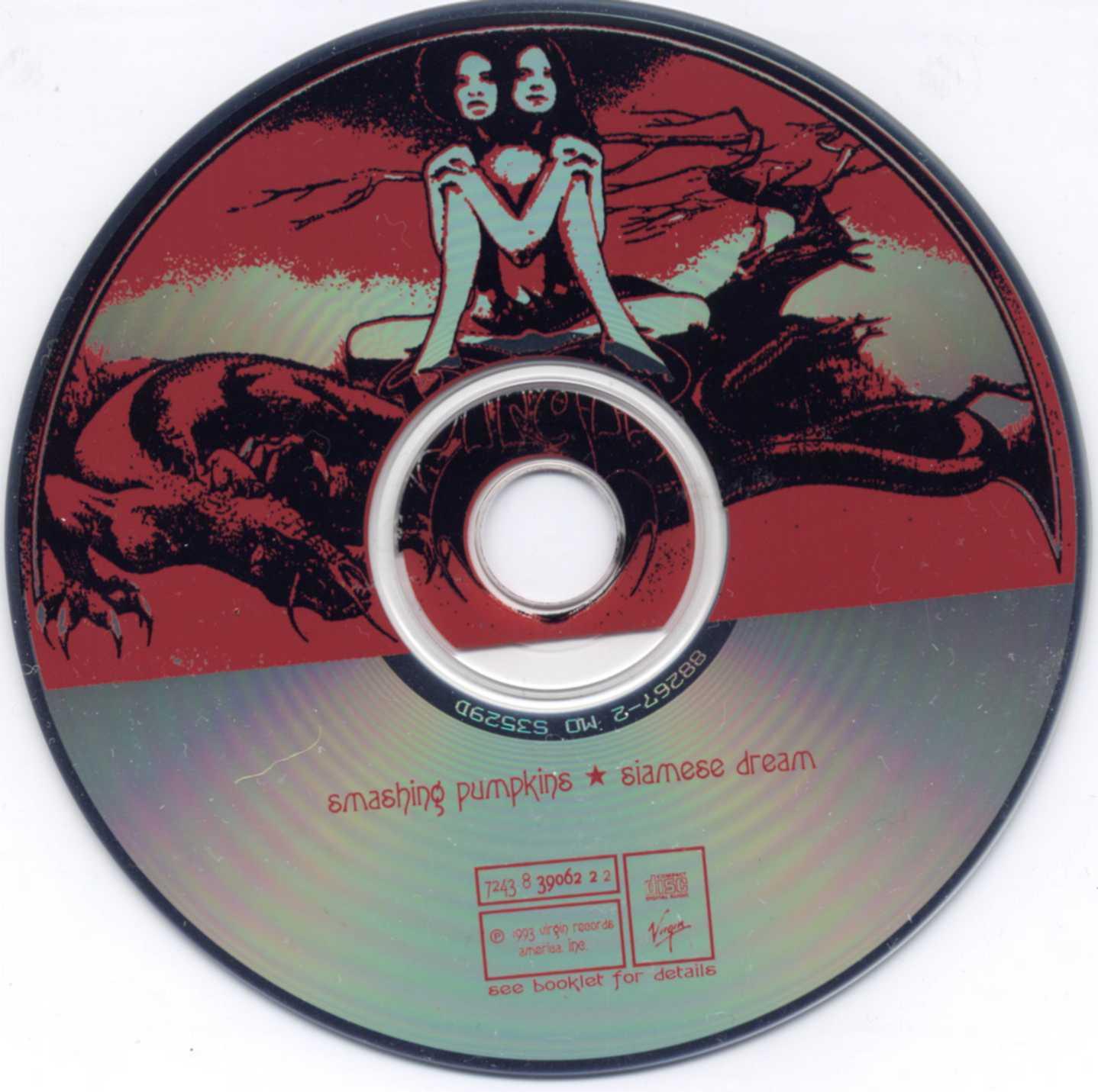 smashing pumpkins siamese dream cd wwwimgkidcom the